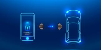 цифровой автомобильный ключ