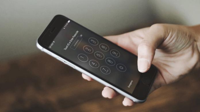 обойти код-пароль на iOS 11