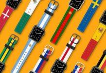 ремешки для Apple Watch к Чемпионату Мира