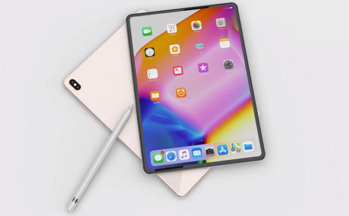 чертеж iPad Pro
