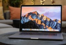 продажи MacBook Pro 2018