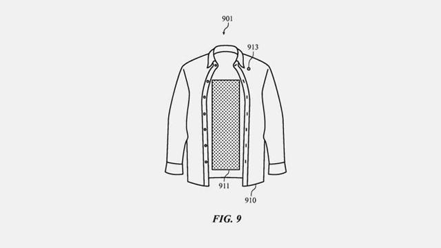Apple создаст умную одежду