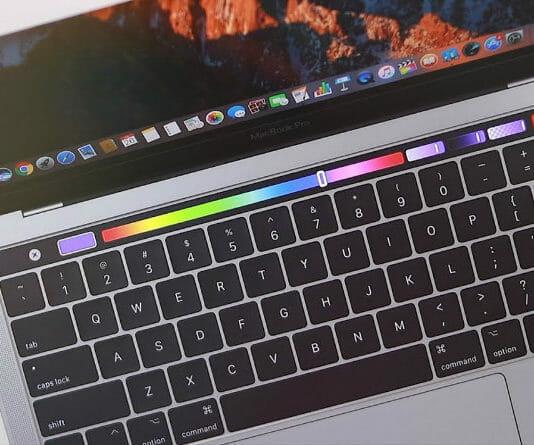 проблемы в MacBook Pro 2018
