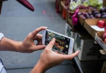 скрыть фото или видео на iPhone