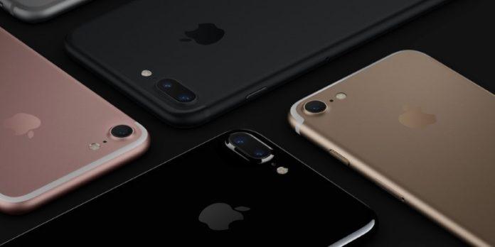 производство iPhone