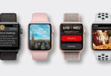 новые модели Apple Watch
