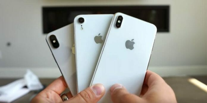 Новые iPhone получат