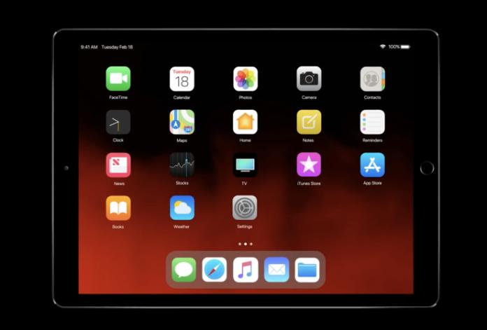 концепт iOS 13