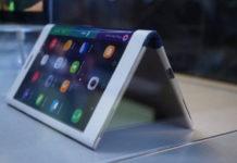 iPhone со гнущимся дисплеем