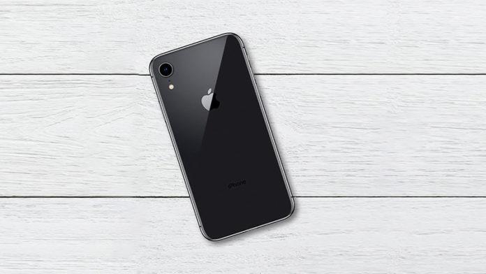 iPhone 9 в черном цвете