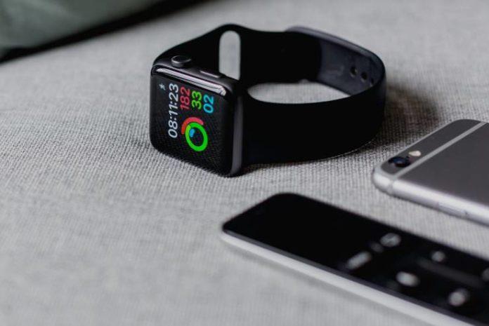 ускорить процесс обновления Apple Watch