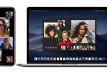 групповые звонки FaceTime на iPhone и Mac