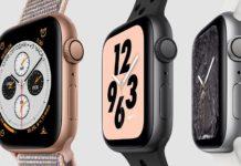 разница между Apple Watch Series 4