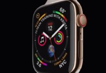 Стоимость Apple Watch Series 4