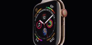 Стоимость Apple Watch Series 4