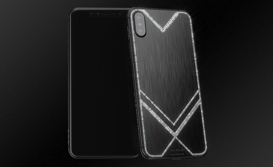 Caviar представила iPhone XS Max