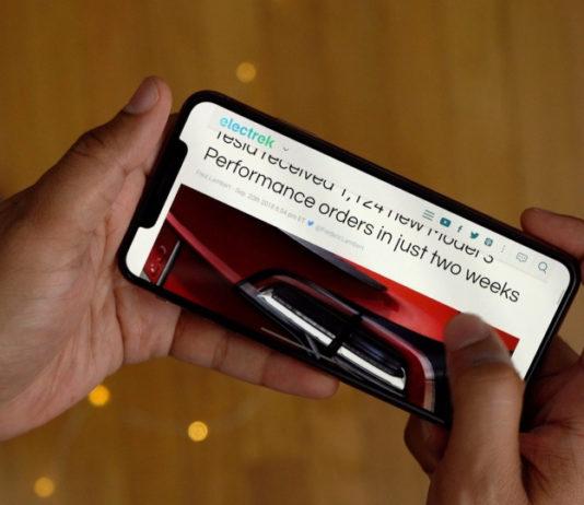 iPhone X работает дольше чем iPhone XS и XS Max