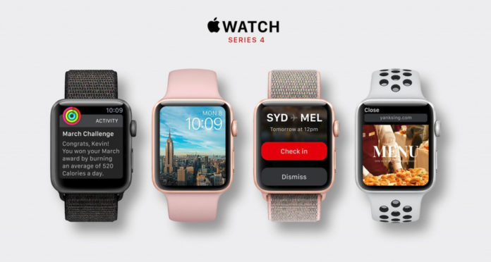 новых Apple Watch