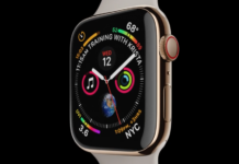 смарт-часы Apple Watch Series 4