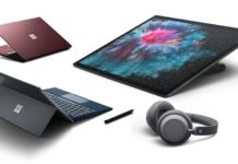 Back to Black, Surface Studio 2, Surface Pro 6, Surface Laptop 2, Surface Headphones