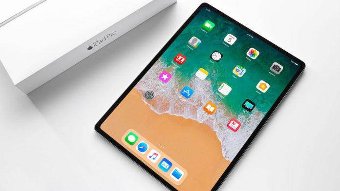 iPad Pro 2018 года