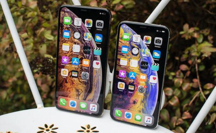 iPhone XS быстрее