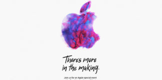 дата осенней презентации Apple 2018 года