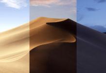 динамические (живые) обои на MacOS Mojave