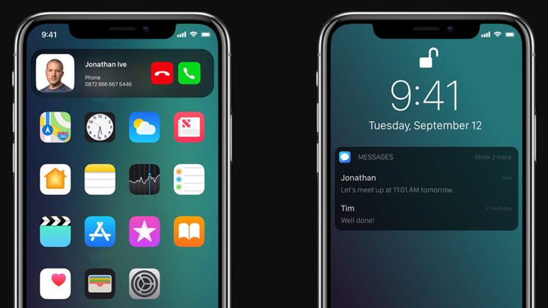 дизайн в iOS 13