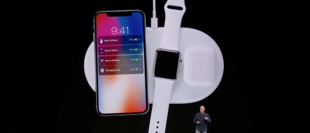 AirPods и AirPower 2018 года