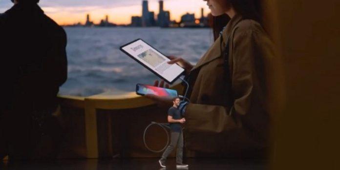 новые модели iPad Pro