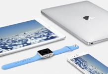Новые устройства Apple