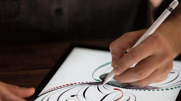 Стилус Apple Pencil