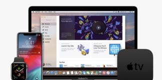 watchOS 5.1 beta 3 и tvOS 12.1 beta 3