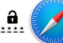 сохраненные логины и пароли в Связке ключей на iOS