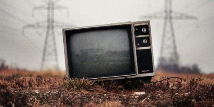 аналоговое телевидение в России