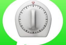 сообщения по расписанию с iPhone