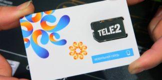 акции Tele2