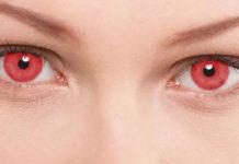 Убираем красные глаза с фотографий на iPhone или iPad