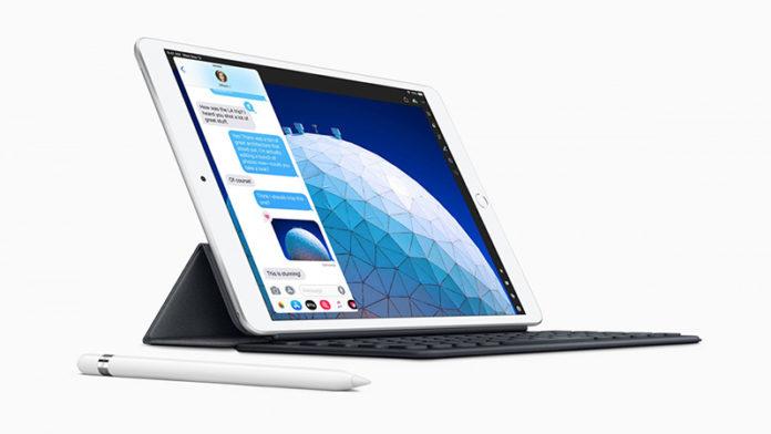 iPad Air 3 и iPad mini 5