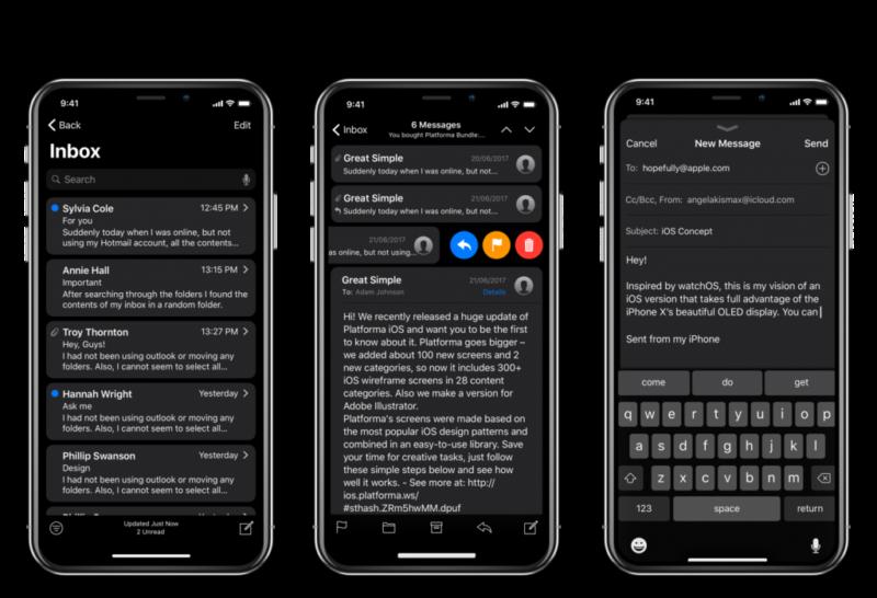 Раскрыты новые подробности о iOS 13
