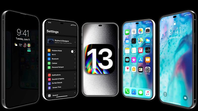 ios13 нововведения
