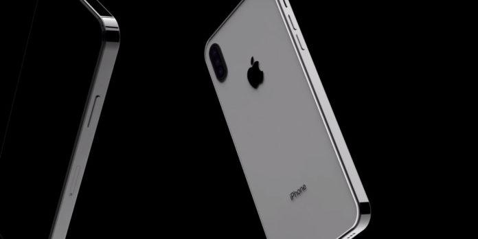 концепт iPhone 11