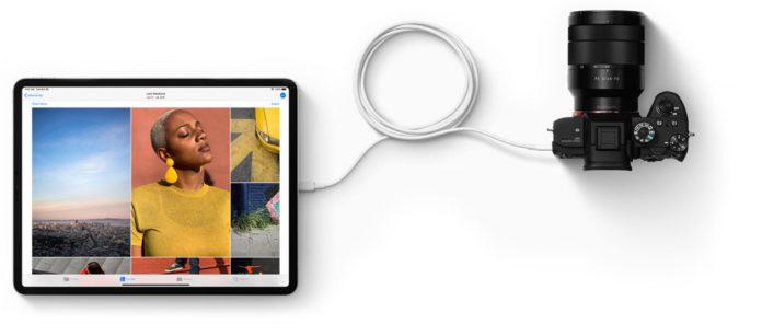 iOS 13 разрешат импортировать