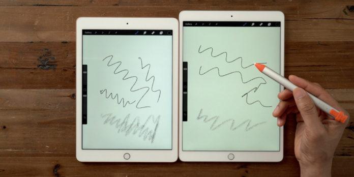 продажи iPad Air и mini 2019
