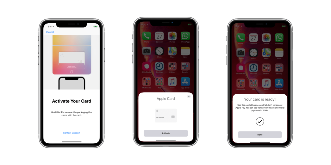 Apple Card Wallet