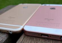 iPhone SE и iPhone 6s