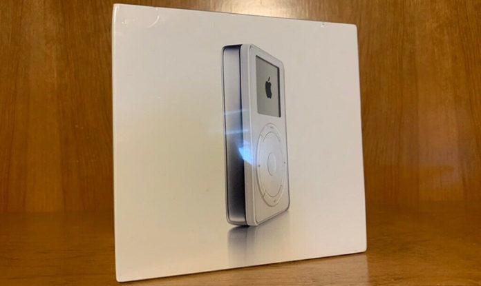первый iPod