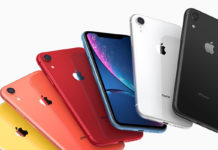 iPhone XR 2019 цвета