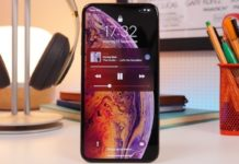 iPhone XS Max с iOS 12.2